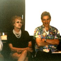 Selby With Diana Millay On Reunion Panel